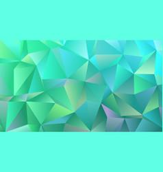 Aquamarine bg trendy turquoise for you design vector