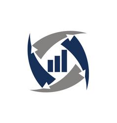 Business data transfer vector
