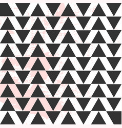Chic geometric pattern vector