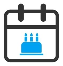 Birthday Flat Icon vector