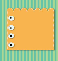 Button back ground vector