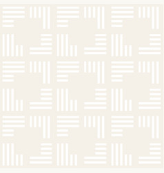 Seamless pattern with stripes background vector