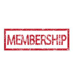 Stamp text membership vector