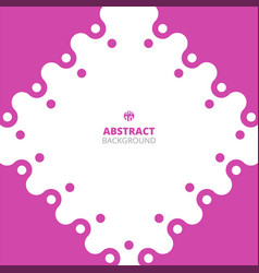 abstract of smooth retro pink pattern background vector image