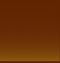 Abstract halftone square pattern background from vector