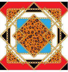 trendy seamless tile vector image