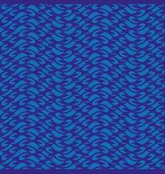 seamless wave background vector image vector image