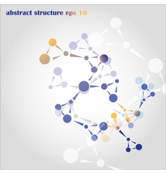 Abstract structure vector