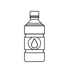 Fresh water drink vector