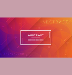 abstract modern dynamic trendy gradient vector image