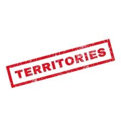 Territories Rubber Stamp vector