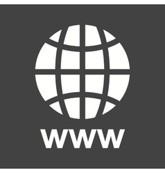 World wide web vector