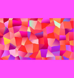 colorful bright trendy bg abstract low poly vector image