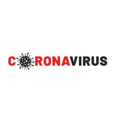 coronavirus disease corona virus under the vector image