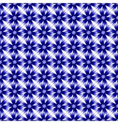 Design seamless colorful cornflower pattern vector