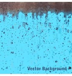 Wall grunge texture for design background vector image