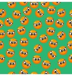 A orange vector