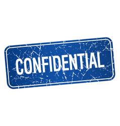 Confidential vector