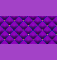 royal purple and blue upholstery leather vector image