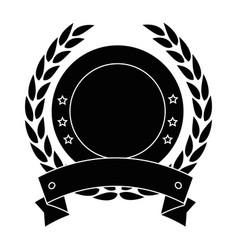 Banner stamp symbol vector