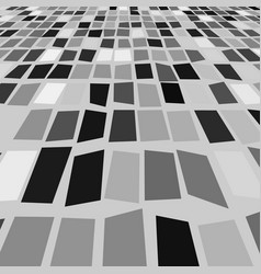gray and white geometric pattern vector image
