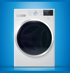 Relistic of washer vector