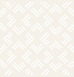 seamless pattern with stripes background vector image