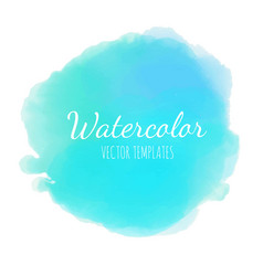 Set of watercolor background 18 vector