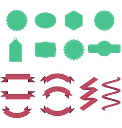 Icon combo vector image