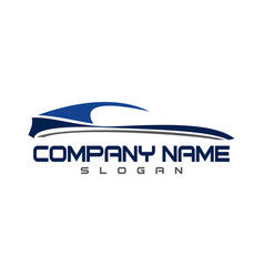 car logotype 2 vector image