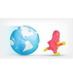 Global Warming vector image