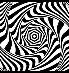vortex movement vector image