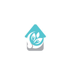 eco home care vector image