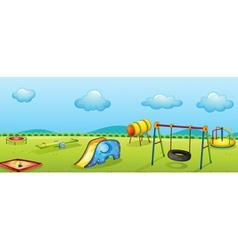 Play park vector