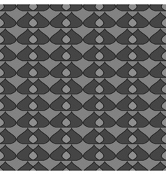 Seamless pattern flower abstract 10-08 vector image vector image