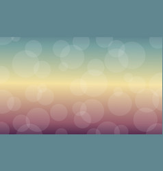 flat of abstract background vector image