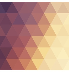Triangular background 1 vector