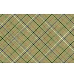Checkered diagonal fabric texture seamless pattern vector