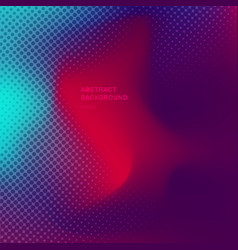 abstract blurred gradient background trendy pink vector image