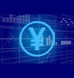 Business money sign vector