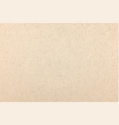 kraft texture paper beige empty background vector image