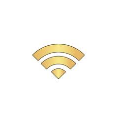 Wifi computer symbol vector