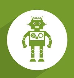 toy icon vector image vector image