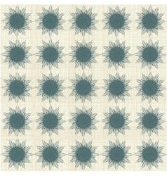 Floral icon vector image