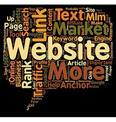 Keys To Get Website Traffic For Your MLM Business vector image