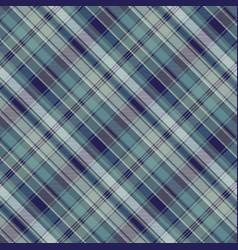 Tartan plaid seamless fabric texture vector
