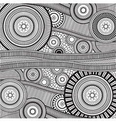 zentangle vector image vector image