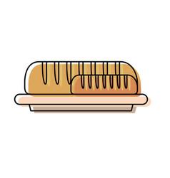 bread vector image