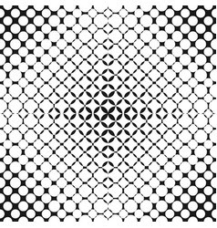 Halftone seamless pattern with perforated surface vector