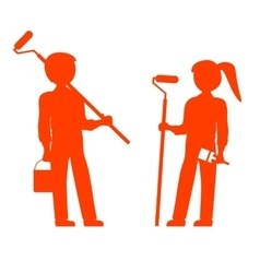 House Painters vector